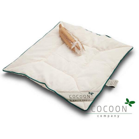 Kapok baby pude fra Cocoon