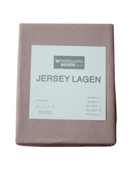 Lagen til Sebra juniorseng - Dusty rose (70x160)